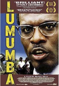 Affiche de Lumumba (2000)