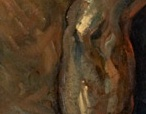Paul Cézanne, Le nègre Scipion, Détail, Musée des Arts de Sao Paulo