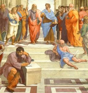Raphaël, L'Ecole d'Athènes, Vatican