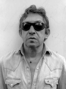 S. Gainsbourg par Olivier Hennebert. © Toute reproduction interdite.
