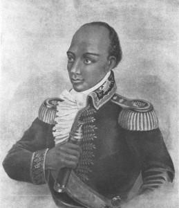 Toussaint Louverture, M. de Montfayon