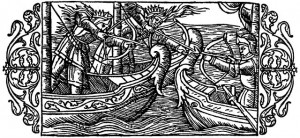 Guerrières vikings