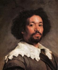 Diego Velázquez, Portrait de Juan de Pareja, Metropolitan Museum de New York.