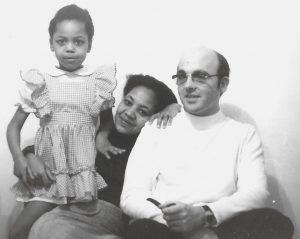 Le trio familial