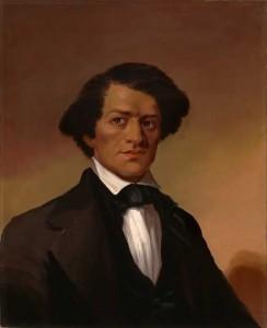 Frederick Douglass, esclave affranchi, éditeur, écrivain abolitionniste