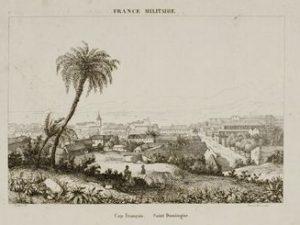Vue du Cap-Français