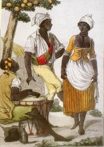 J_Lachaussee_ Negre_et_negresses_de_Martinique