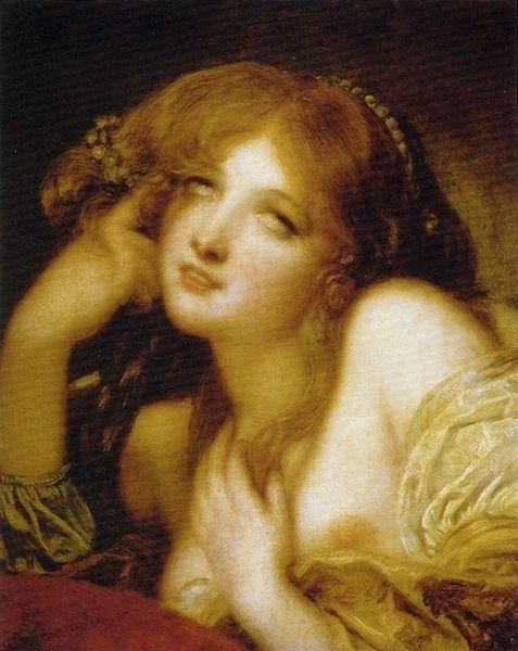 Jean-Baptiste Greuze, Ariadne, commons.wikimedia.org
