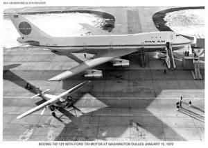 Boeing 747 de la Pan Am