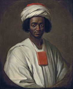 William Hoare, Portrait d'Ayuba, Suleiman Diallo, commons.wikimedia.org