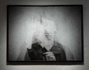 Aëla Labbé, vernissage Studio Baxton, 2016, Bruxelles