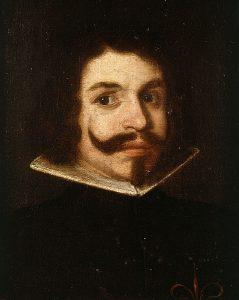 Portrait anonyme de Baltasar Gracián, musée des Beaux-Arts de Valence, source : commons.wikimedia.org
