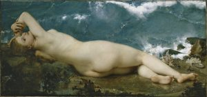 Paul Baudry, La vague et la perle, Musée du Prado, Madrid, commons.wikimedia.org