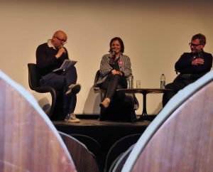 Débat avec Yvan Flasse, Marie-Eve de Grave, Yves Pagès