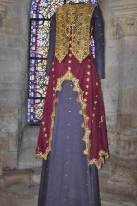 Robes de Reines de Lamyne M., basilique Saint-Denis, 3 mai 2016