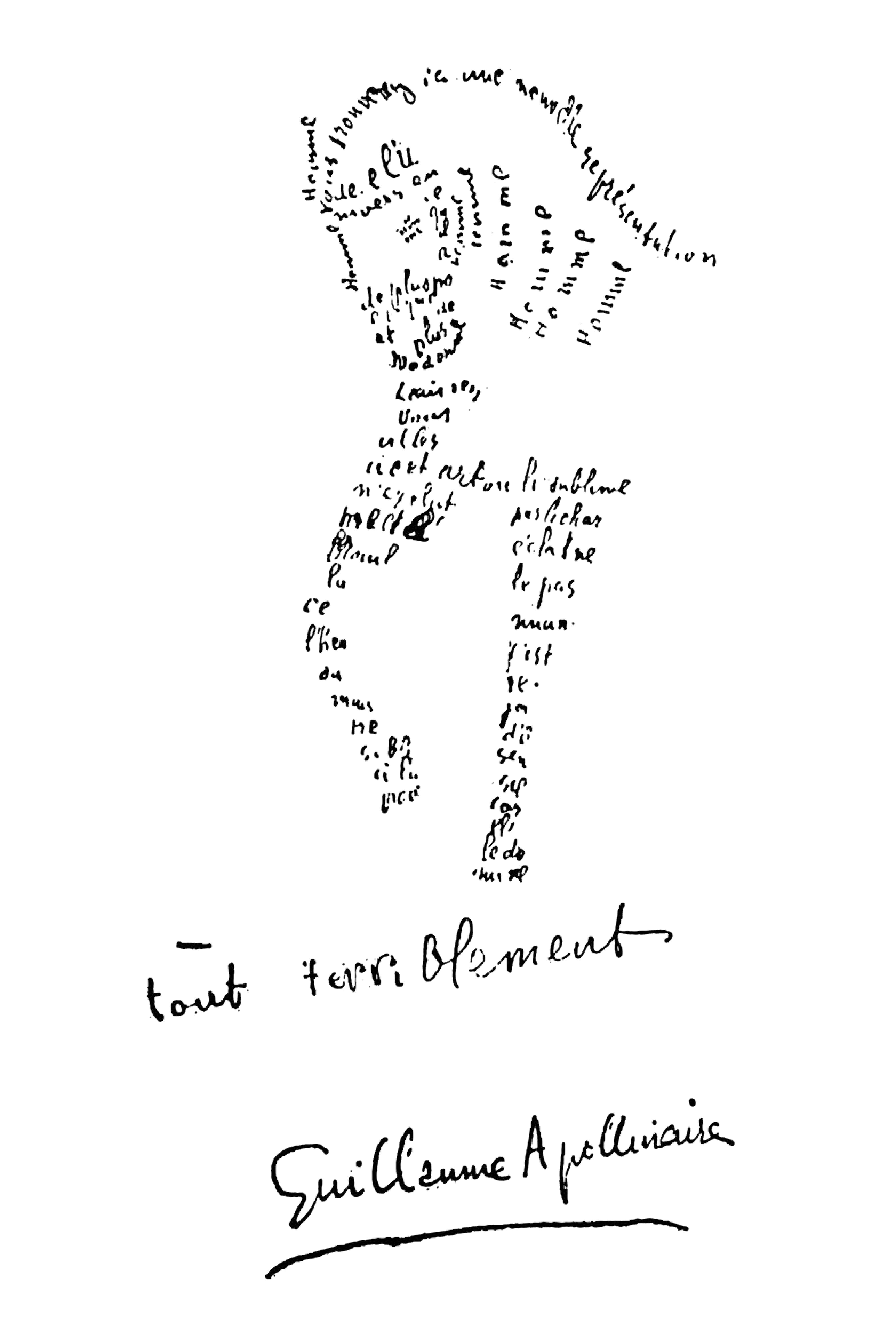 Chevaux de frise de Guillaume Apollinaire - Les vagabonds sans trêves