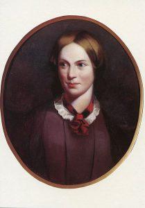J. H. Thompson, Portrait de Charlotte Brontë, Brontë Parsonage Museum