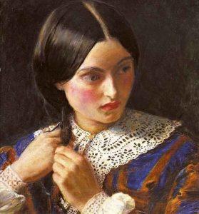 Jane Eyre, couverture d'une édition Penguin