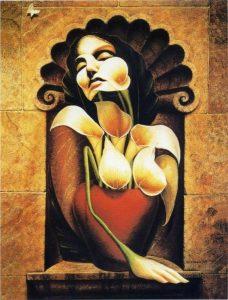 Octavio Ocampo, Ecstasy of the Lilies