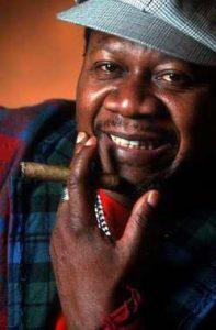 Papa Wemba, source : Facebook de l'artiste