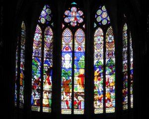 Cathédrale-basilique Saint-Denis, 3 mai 2016