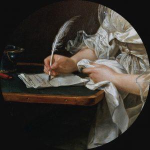 Adélaïde Labille Guiard, Portrait de madame Roland, Musée des beaux-arts de Quimper