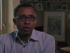 Pap Ndiaye, historien français, spécialiste de l'Amérique du Nord et de l'analyse de la condition noire