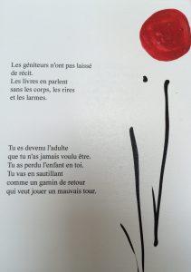 Dessin de Rachel Silski dans Très Doucement, page 48