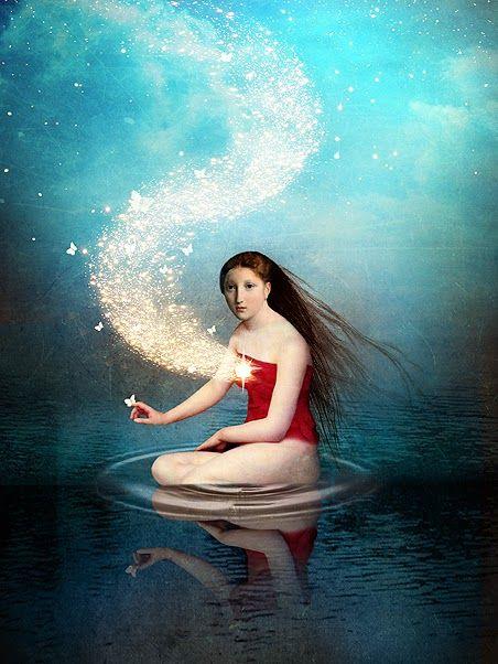 Catrin Welz-Stein, Shining light, source : catrinwelzstein.blogspot.be