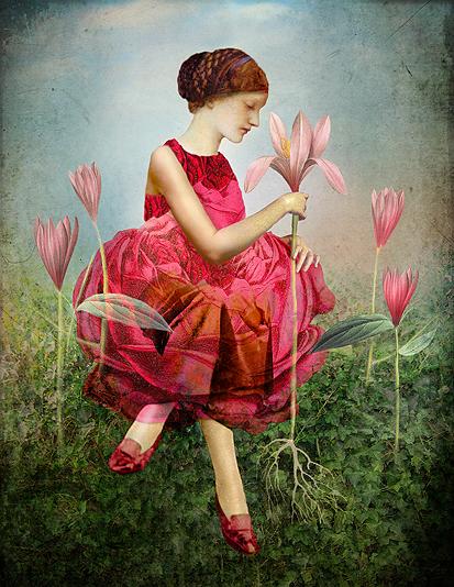 Catrin Welz-Stein, The choice, source : catrinwelzstein.blogspot.be