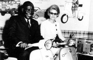 Grand-père ivoirien de la réalisatrice Isabelle Boni-Claverie et grand-mère née dans le Tarn