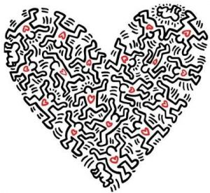 Keith Haring, Heart