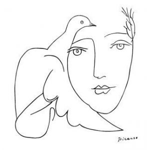 Pablo Picasso, lithographie
