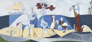 Pablo Picasso, La joie de vivre, 1946, Musée Picasso d'Antibes