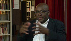 Achille Mbembe, enseignant universitaire et philosophe, théoricien du post-colonialisme