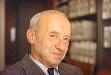 Alfred Tarski par George M. Bergman, commons.wikimedia.org