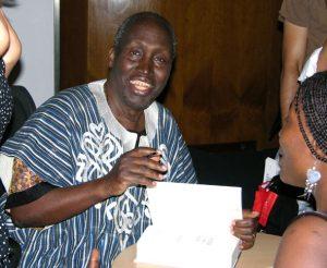 Ngugi Wa Thiong'o par David Mbiyu, www.sixoone.com