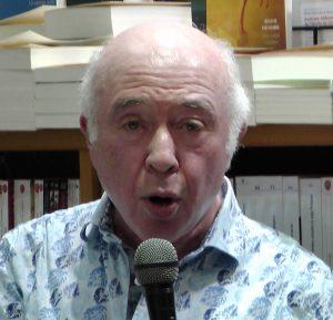 Le poète et philosophe Jacques Sojcher, vagabondssanstreves.com