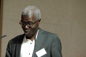Souleymane Bachir Diagne au Collège de France, vagabondssanstreves.com