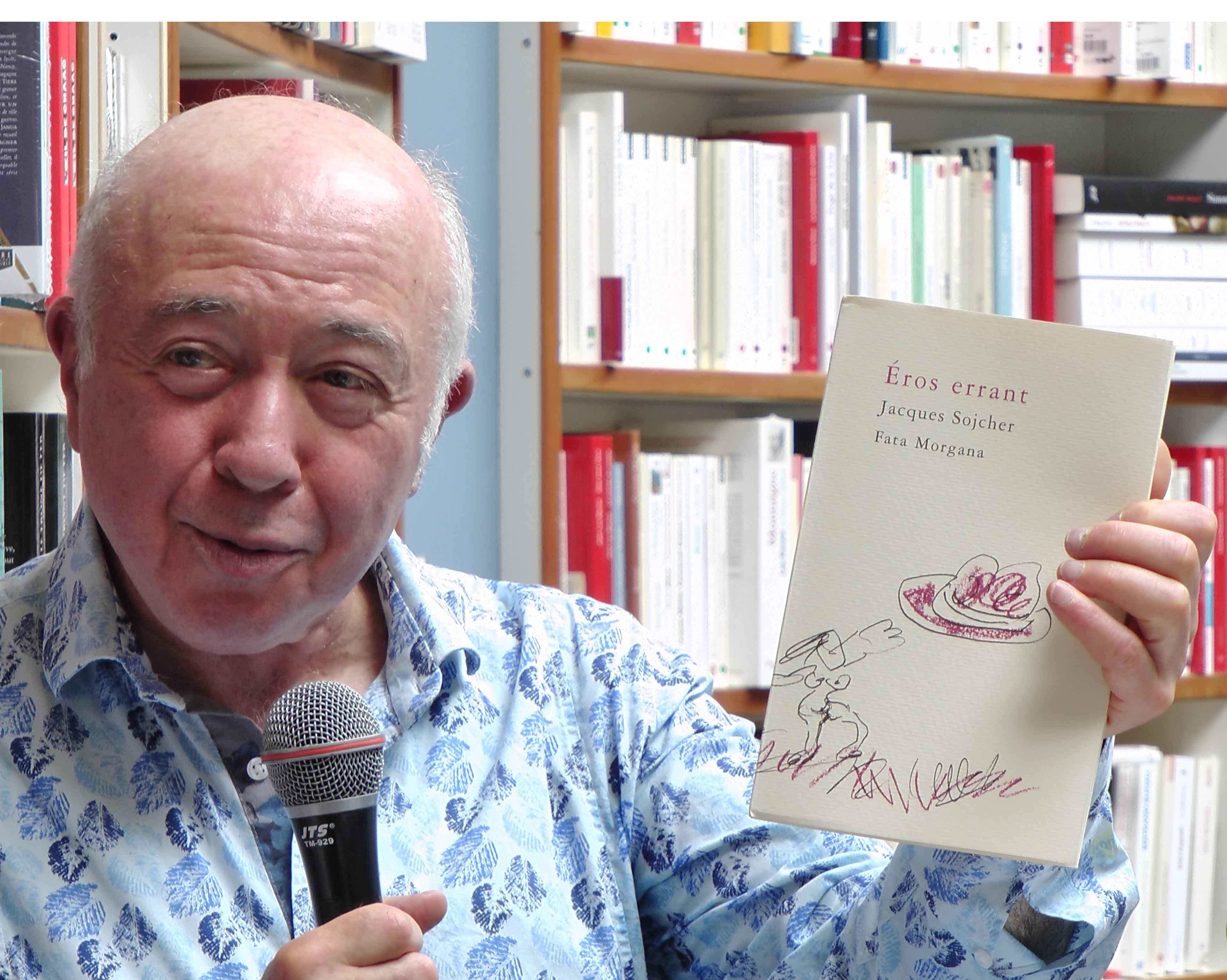 Jacques Sojcher, philosophe et poète