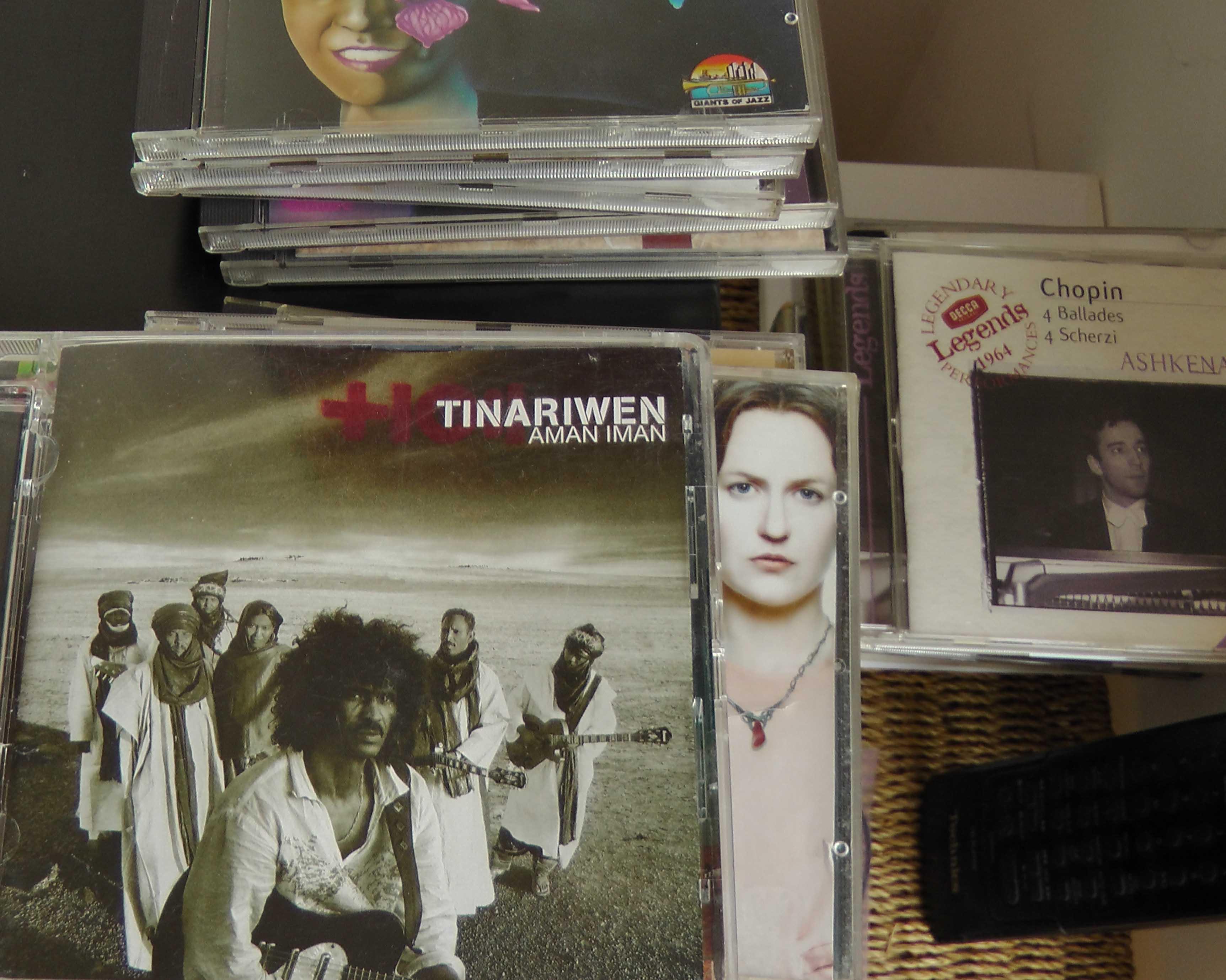 Tinariwen, Aman Iman, album recommandé par Rachel Silski, vagabondssanstreves.com