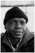 L'écrivain et journaliste Achille Ngoye, babelio.com
