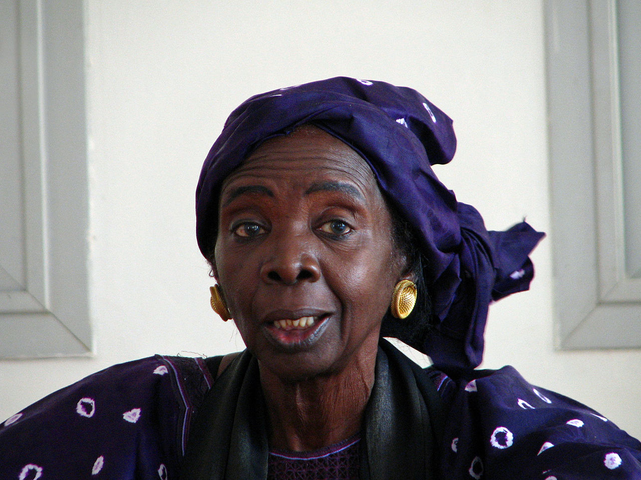 Aminata Sow Fall, commons.wikimedia.org