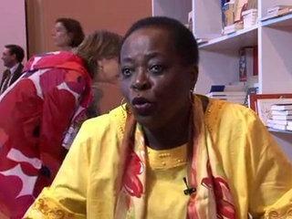 Mambou Aimée Gnali, écrivaine et femme politique congolaise