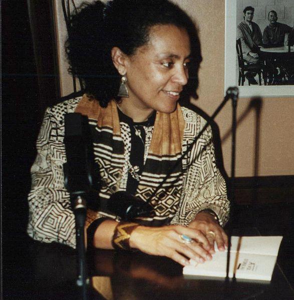 L'écrivaine et poétesse Véronique Tadjo, commons.wikimedia.org