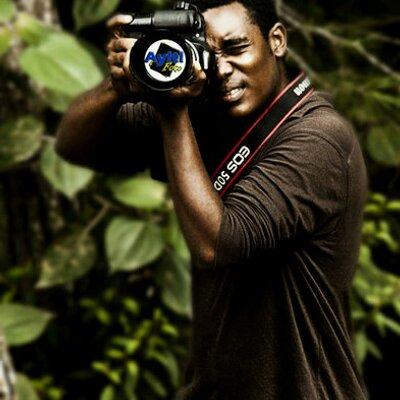 Le photographe Ludmillo Pierre, twitter.com