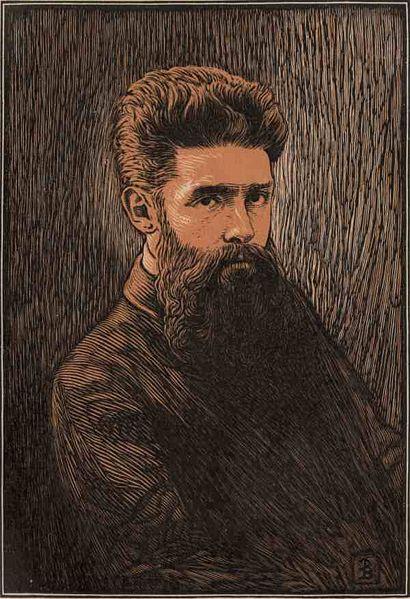 Charles Guerin portrait par Paul Baudier, commons.wikimedia.org