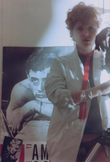 Nathalie Gassel, autoportrait, nathaliegassel.e-monsite.com