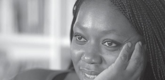 Amandine Gay, Portraits de femmes pour Ouvrir la Voix