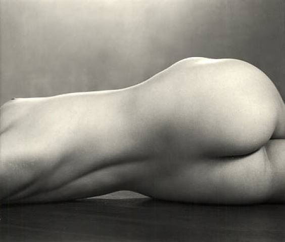 Edward Weston, Nude, 1925, artnet.com